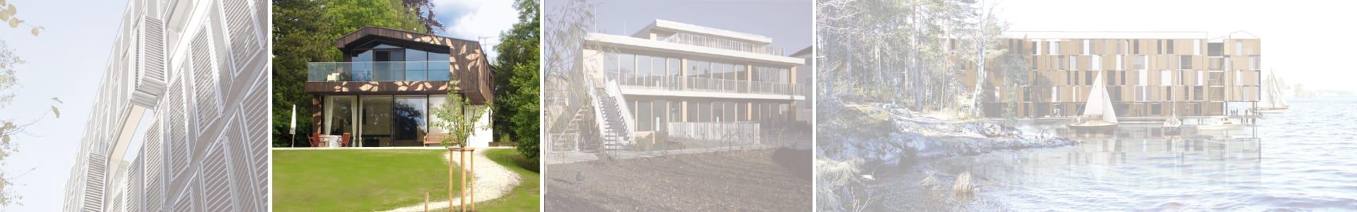Architekt Bau Einfamilienhaus in Buch KR Häuser GmbH