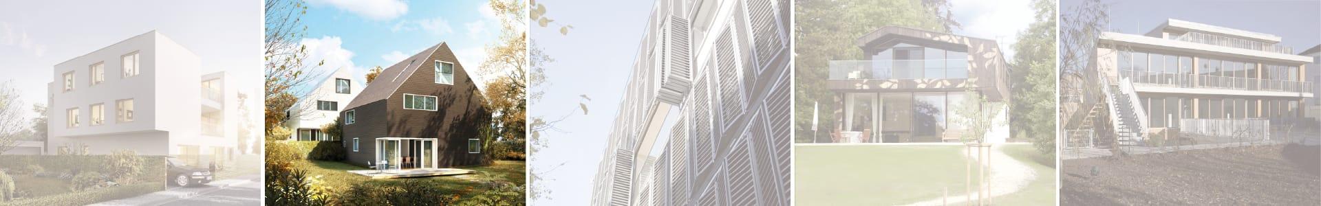 Planung Realisierung Einfamilienhaus am Ammersee durch KR Häuser GmbH