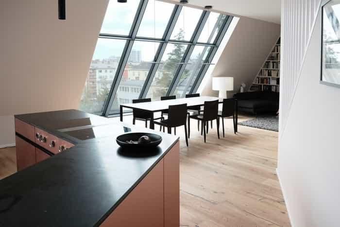 Planung und Realisierung Penthouse Berlin
